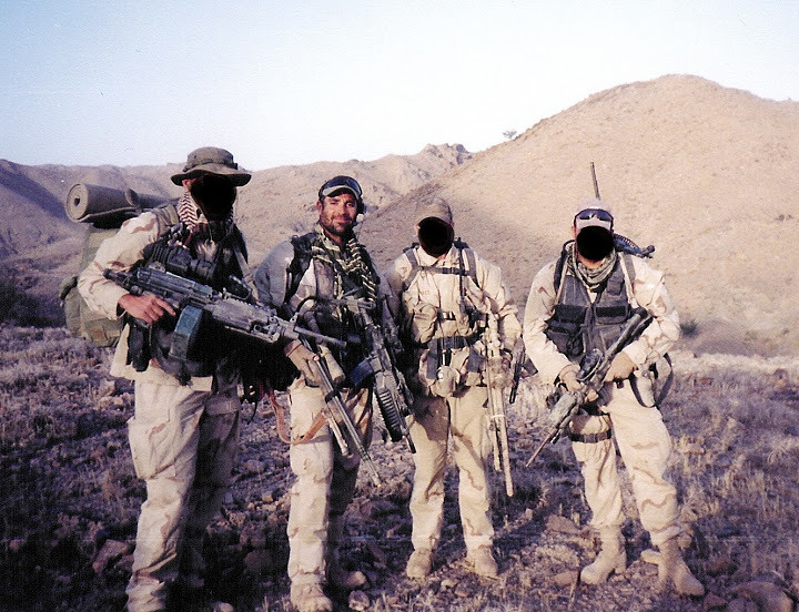 3rd Sfg Oda 365 Sniper Team 2003 Us Army Special Forces