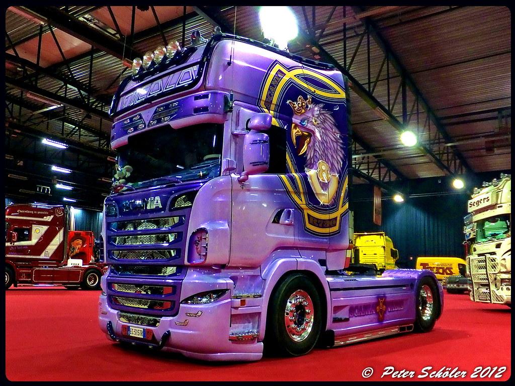 Scania R730 Nicolo Italy Ps Truckphotos Flickr