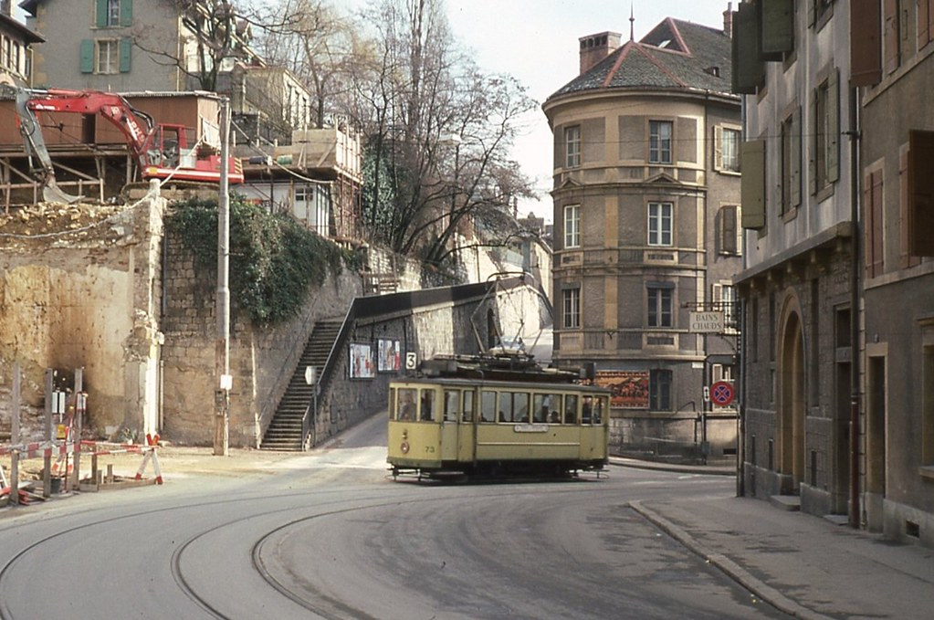 trams de neuch tel suisse photo trams aux fils interd flickr. Black Bedroom Furniture Sets. Home Design Ideas