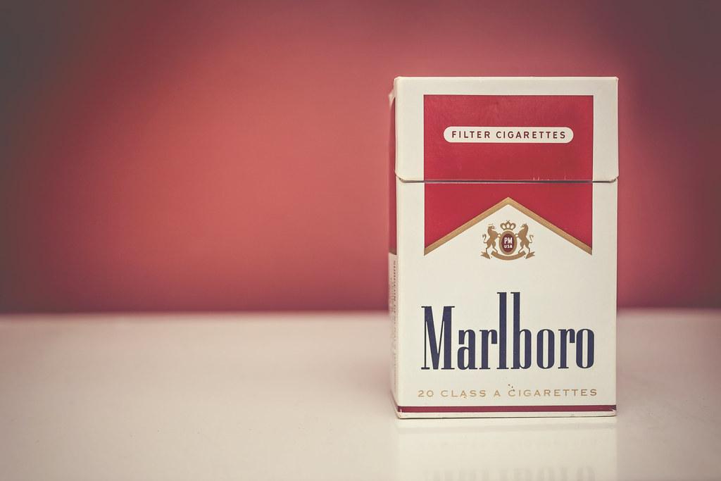 Marlboro Reds 20 Pack