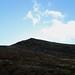 Cloud over Ben Ledi's North Ridge