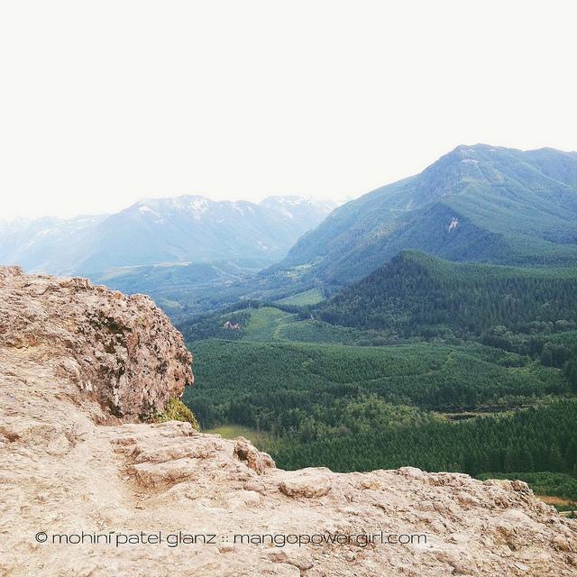 the stillness from rattlesnake ledge