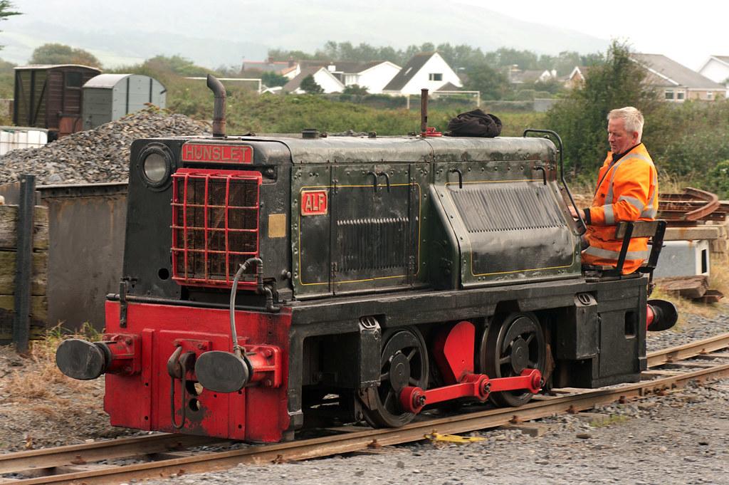 Ex Huncoat Colliery Hunslet B 1950 2 Ft Gauge 0 4 0dm Quot A