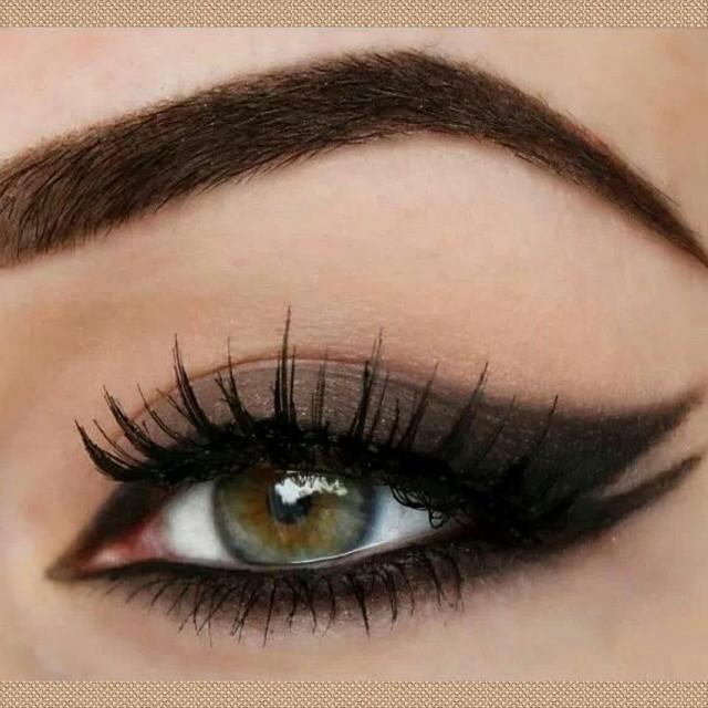 Cat Eye Makeup For Glasses