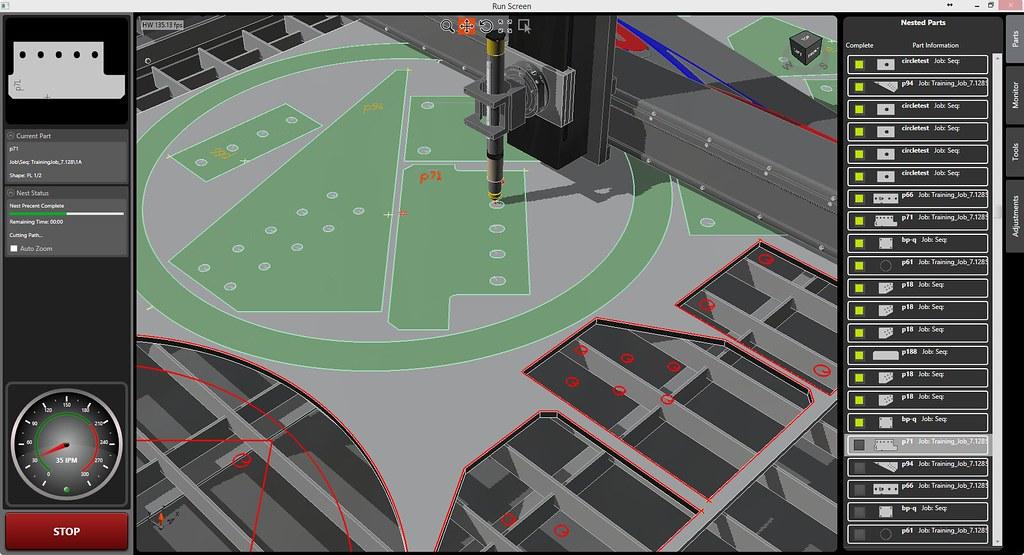 Machine Simulator A Plasma Cutting Machine Simulator