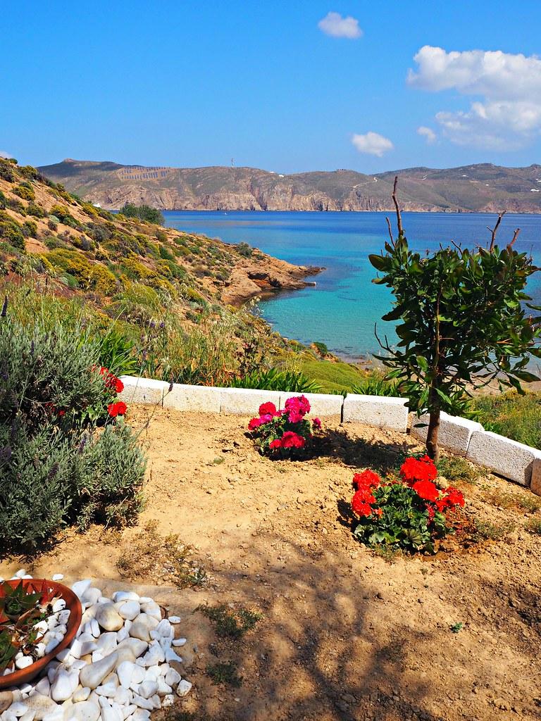 Agios Sostis beach Mykonos 11