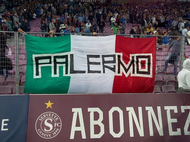 Qui vient de Palerme en semaine pour un match de football à Genève ? #porita