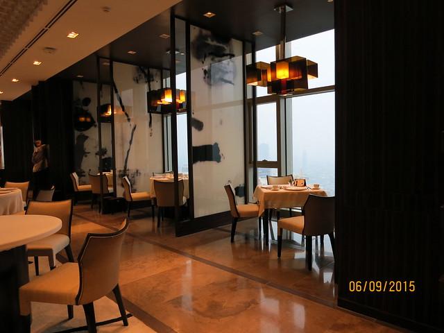 : Marco Polo Ortigas Lung Hin Restaurant: Interiors