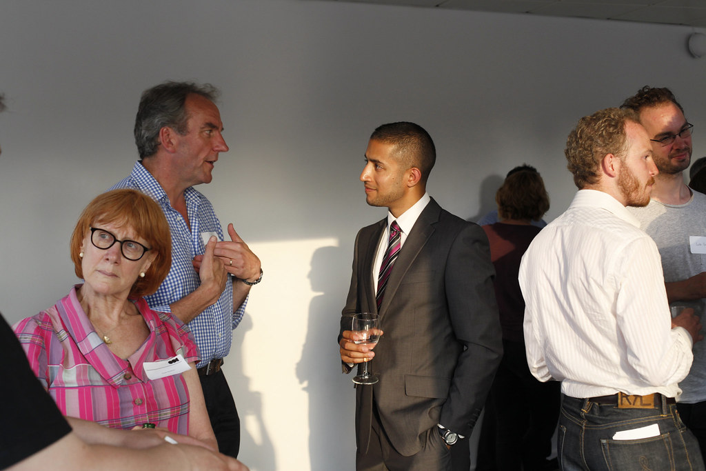How to Network for Personal Reasons at an Event