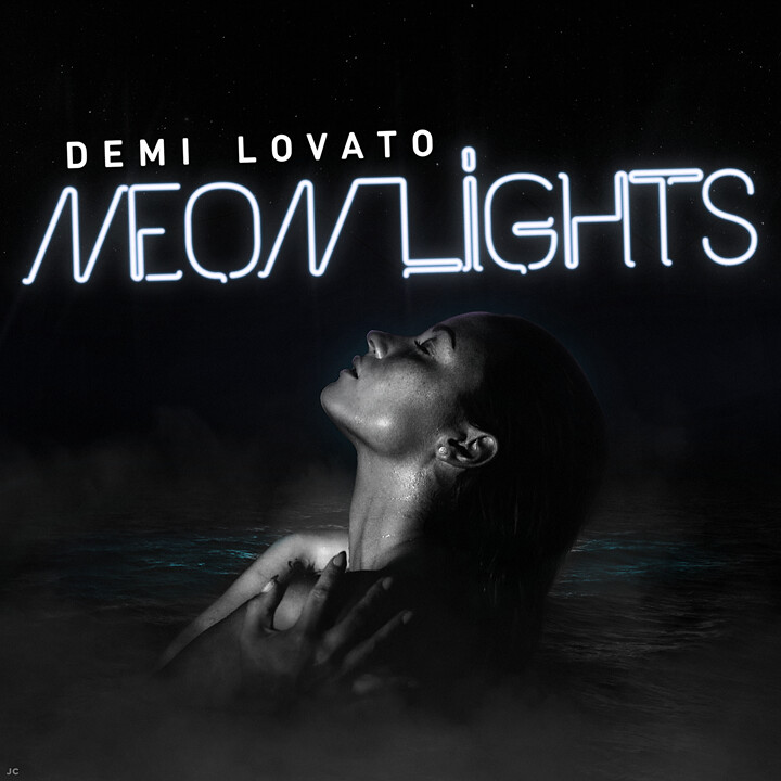 Demi Lovato - Neon Lights | I just thought of something to ...