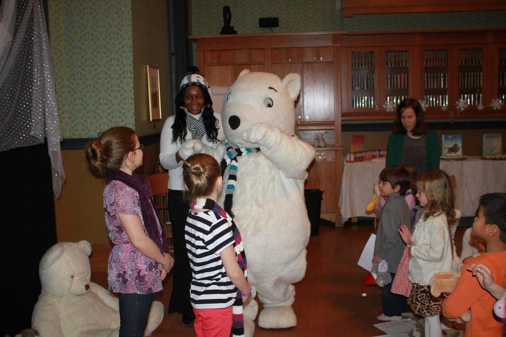 Plume le petit ours polaire lars the little polar bear flickr - Plume le petit ours polaire ...