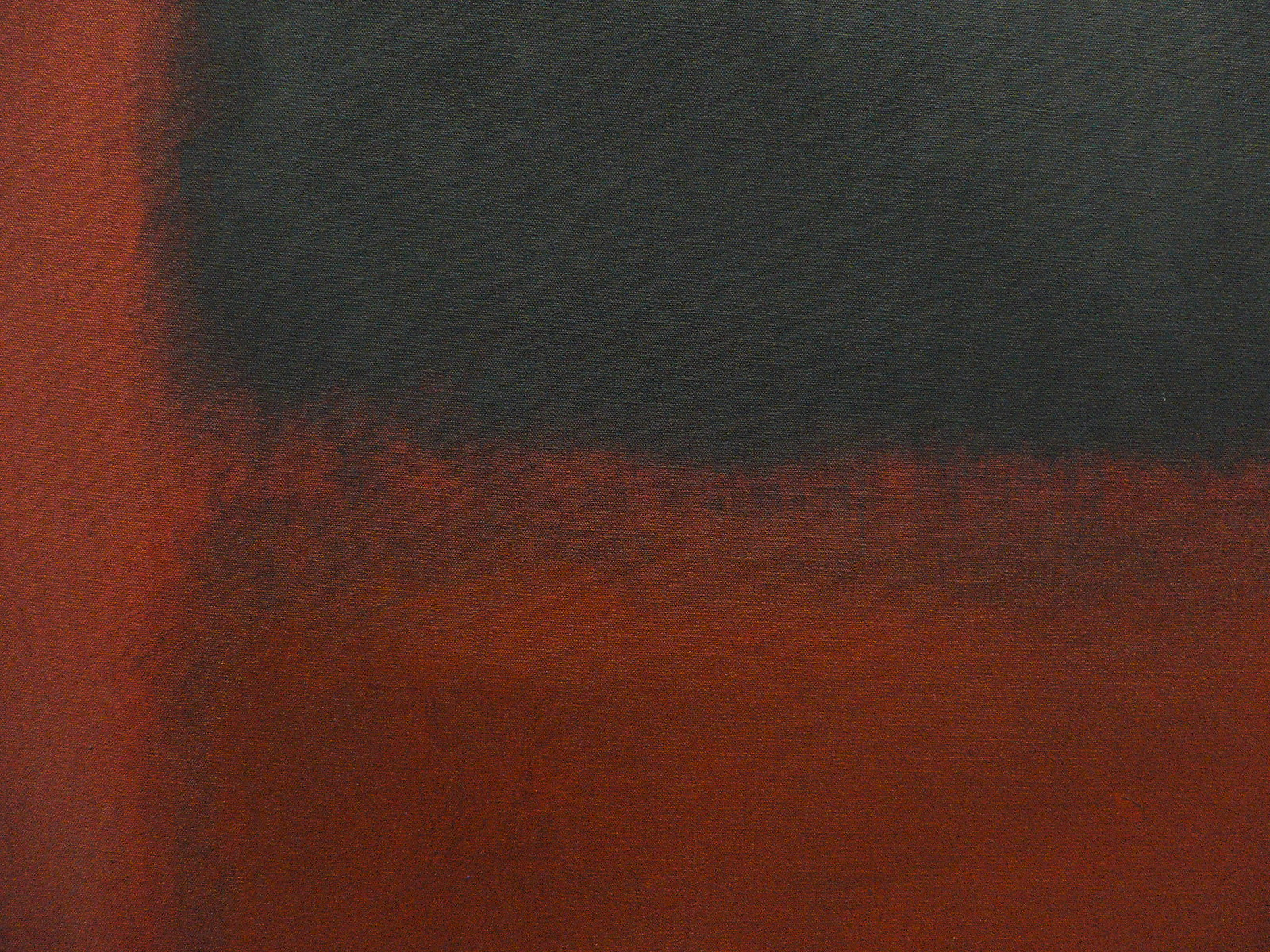 Mark Rothko (1903,Dvinsk - 1970,New York), Untitled [Black, Red over Black on Red], det-1964 | by michellecourteau