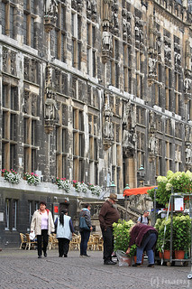 Marktplatz aachen