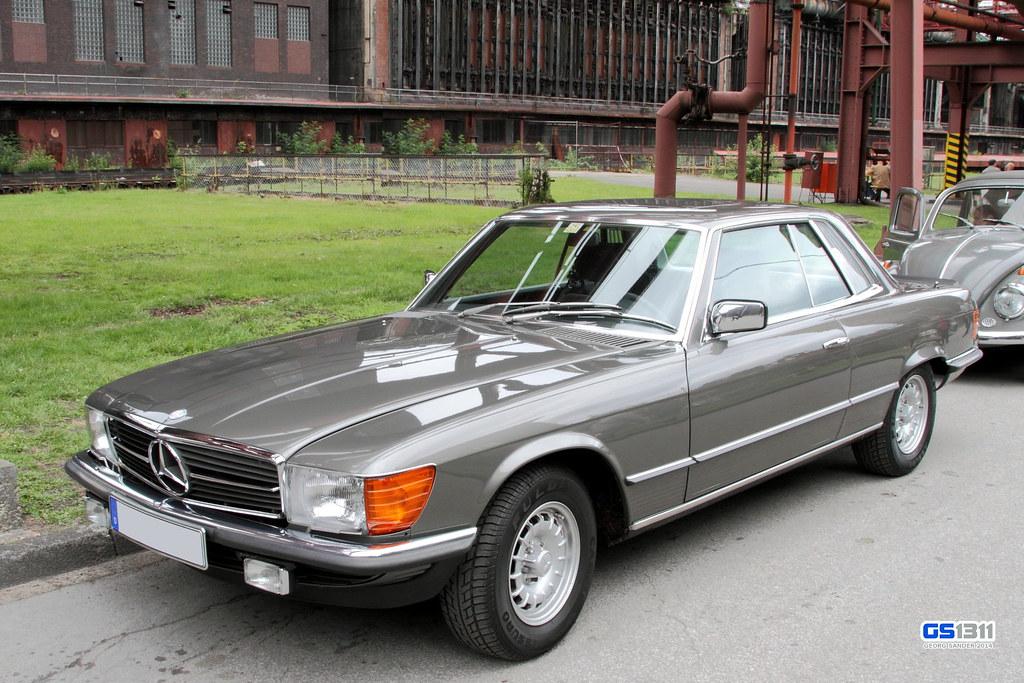 1971 mercedes benz c 107 450 slc see more car pics on my flickr. Black Bedroom Furniture Sets. Home Design Ideas