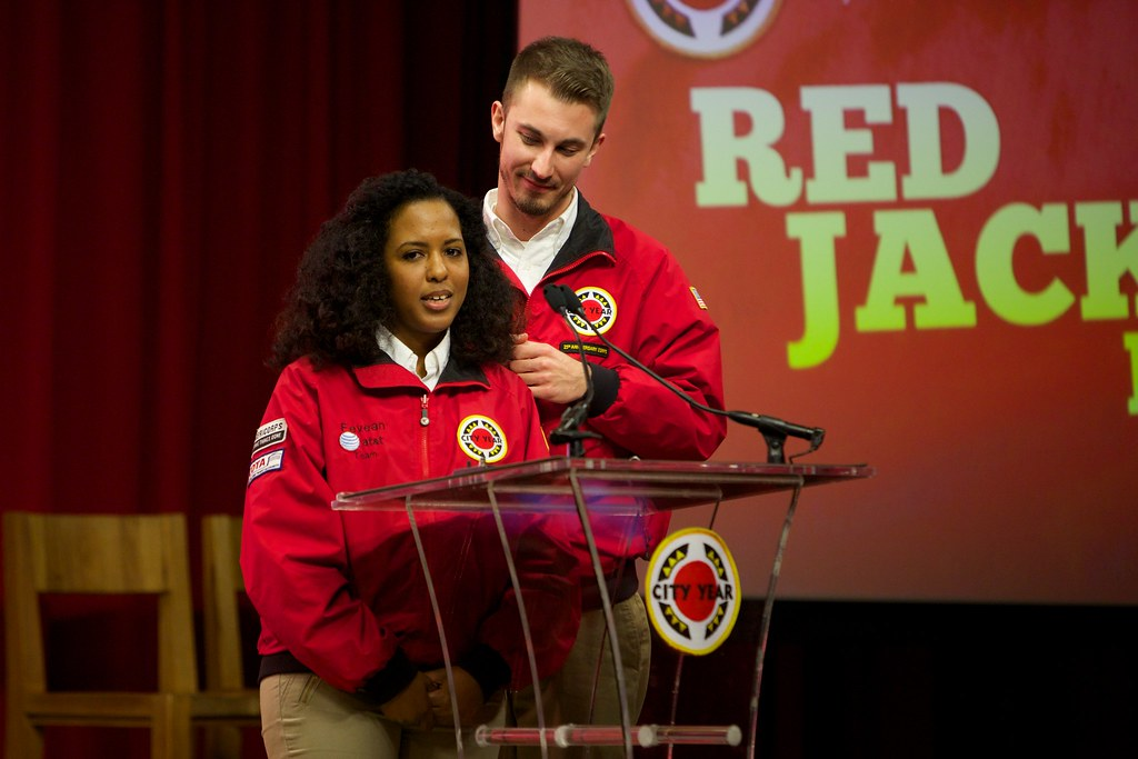 city year red jacket essay Corporate sponsorships and individual tickets are available: join city year cleveland for our 2014 rock the red jacket gala event honoring the work of our corps members and idealist of the year the honorable mayor bruce akers.
