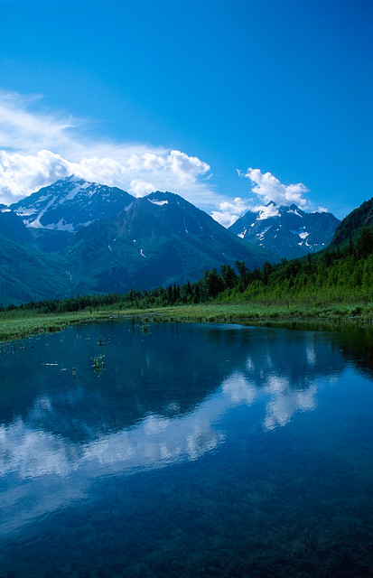 Alaska Landscape An Absolutely Breathtaking Scenic View