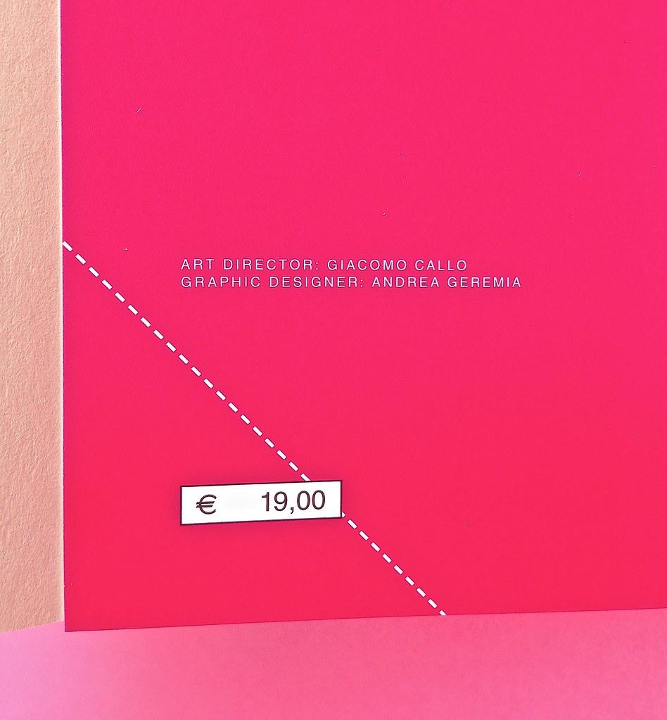 Alberto Milazzo, Uomini e insetti. Mondadori 2015. Art director Giacomo Callo; graphic designer Andrea Geremia. Quarta di copertina (part.), 5
