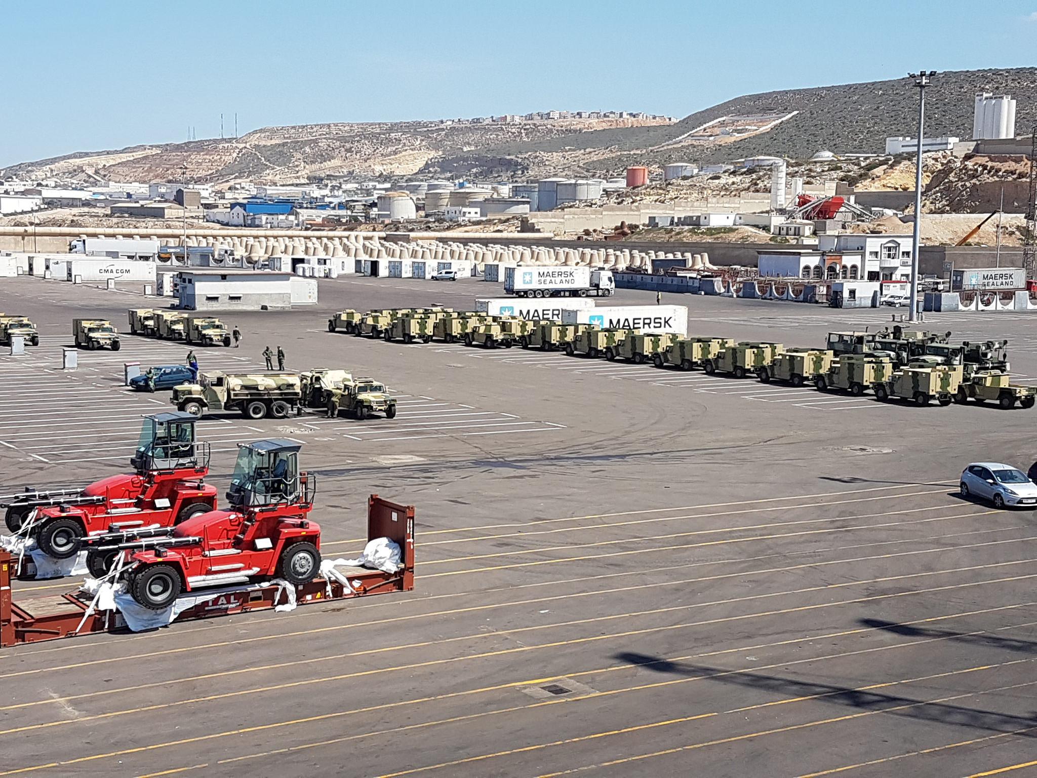 HMMWV et HMMWV Marine Armor Kit (MAK)  - Page 5 32026984294_b36031b055_o