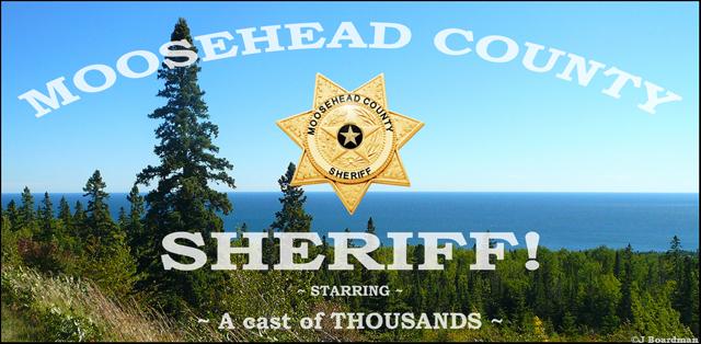 Sheriff Banner ©Jack Boardman