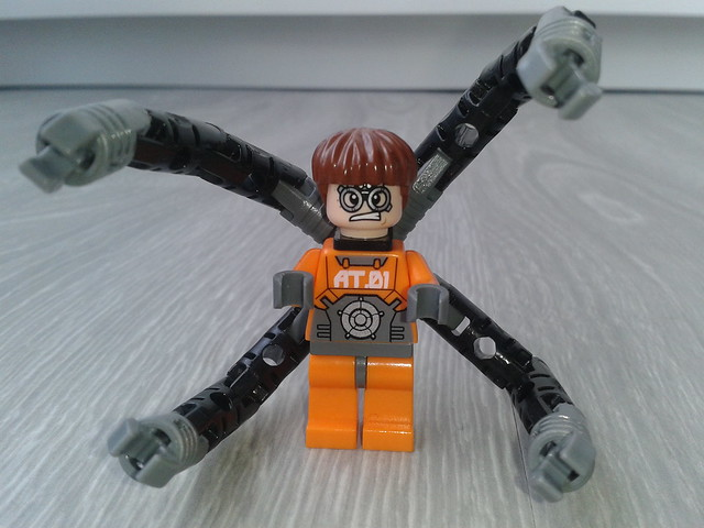 Doctor Octopus Doc Ock