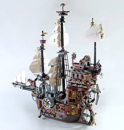 70810 MetalBeard's Sea Cow 512