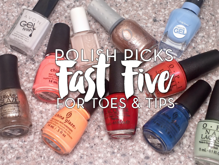 the fast five polish for toes & tips (2)