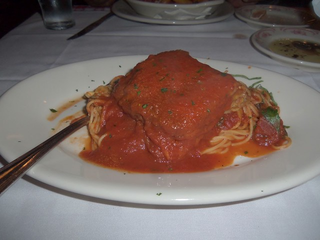 Maggiano's Little Italy Eggplant Parmesan | Explore Clotee ...