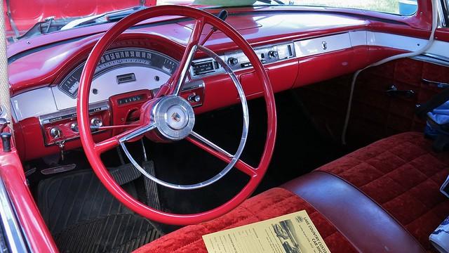 New Ford Torino >> 1957 Ford Fairlane 500 Victoria / Interior | Flickr ...