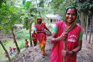 Joyful harvest | by undp.bangladesh