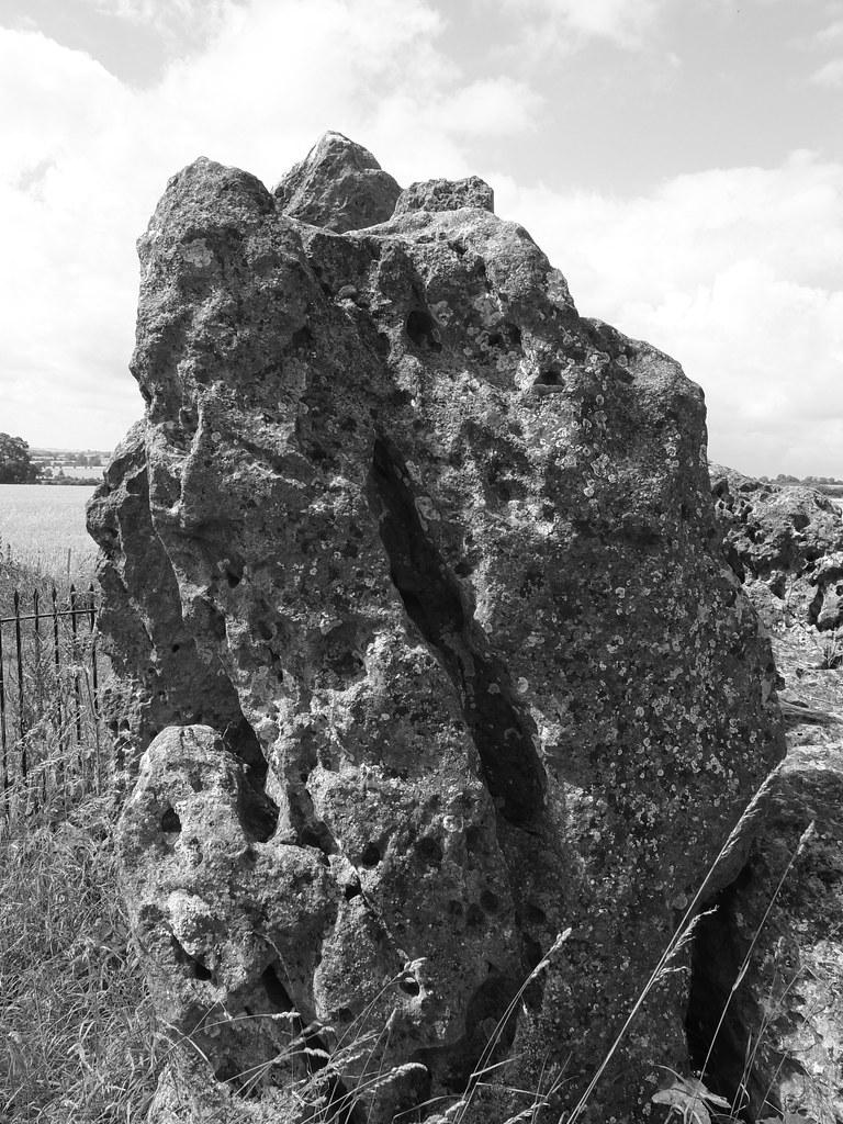 Three Stone Cluster Diamond Ring