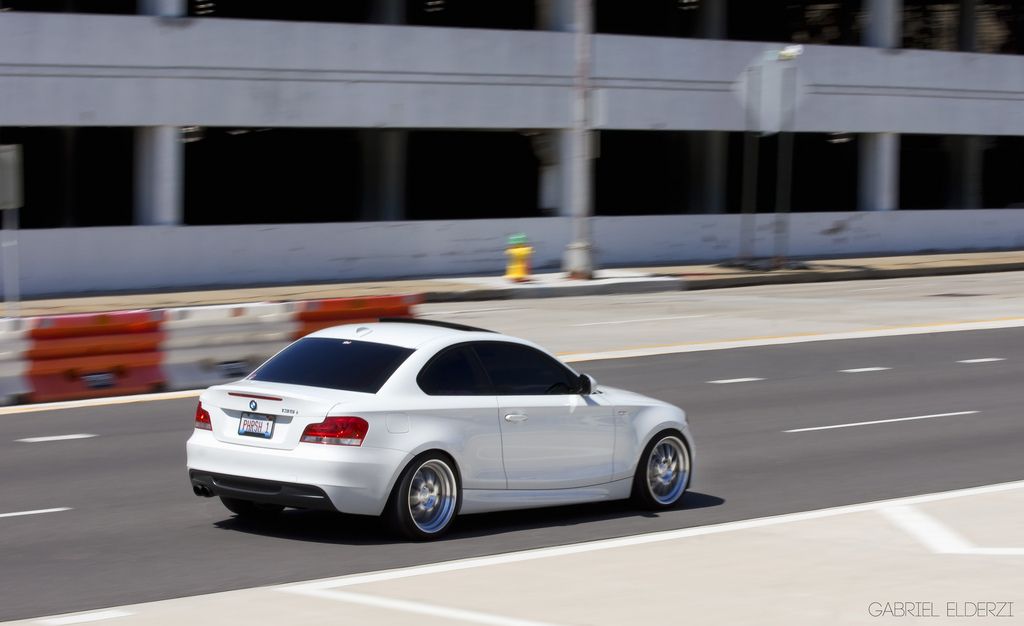 Bmw 135i On Klutch Wheels Sl 14 Bmw 135i On Klutch