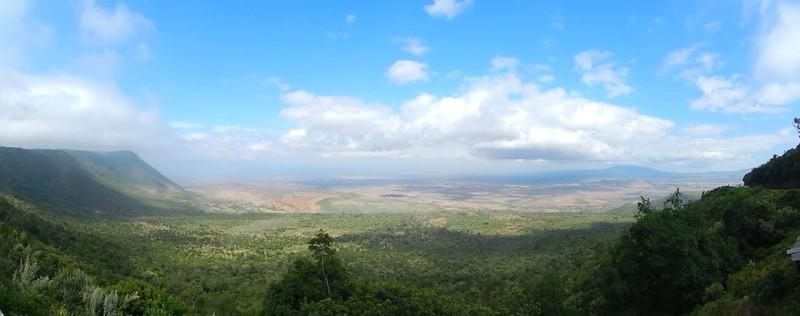Кения. Великовая Рифтовая долина