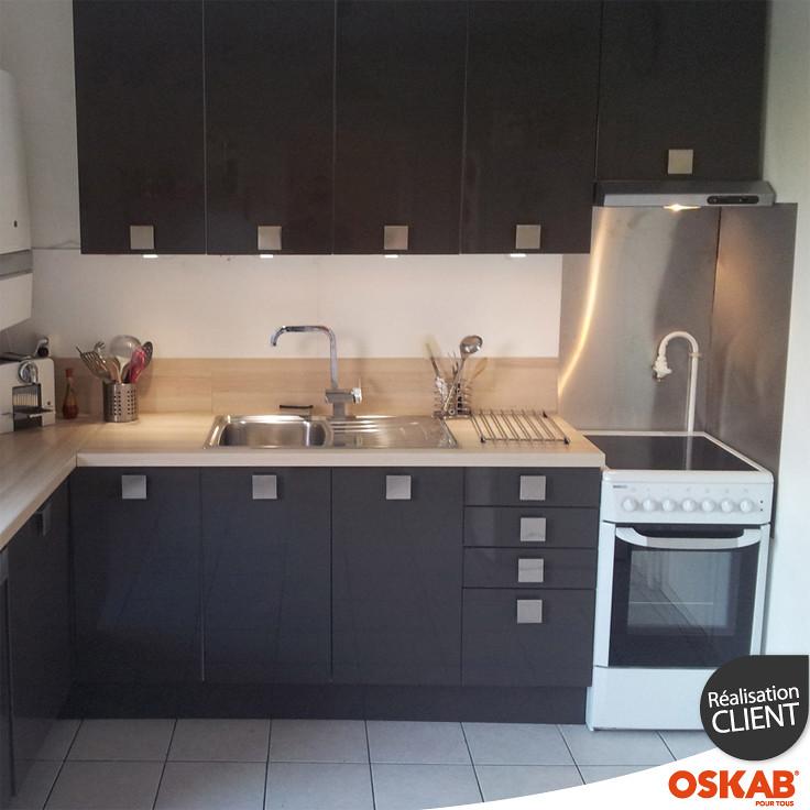 r alisation avis client oskab guillaume m cuisine k. Black Bedroom Furniture Sets. Home Design Ideas
