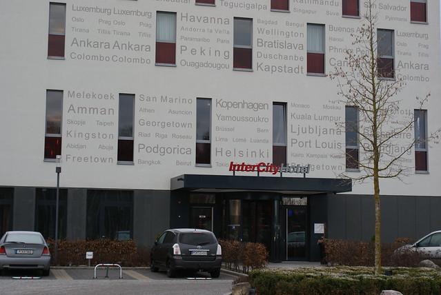 Intercity Hotel Berlin Am Messegelande