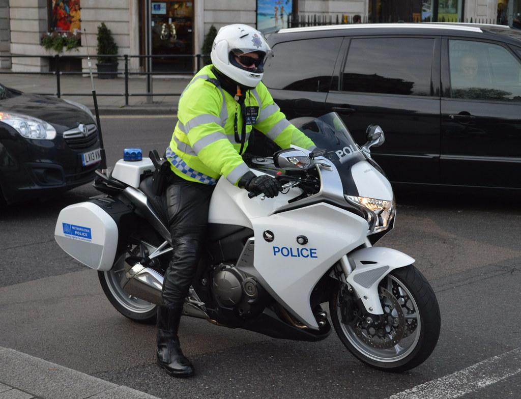 Motorcycle Police Jobs Uk