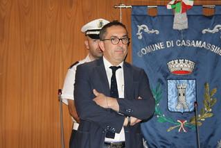 Casamassima- Rocco Bagalà durante la nomina - Vito Cessa Sindaco