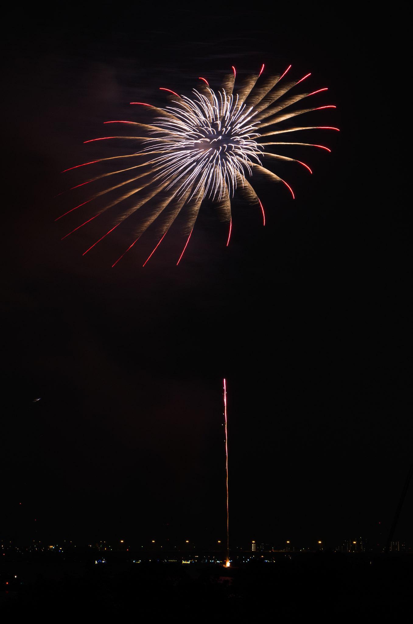 Edogawa Fireworks Festival 8