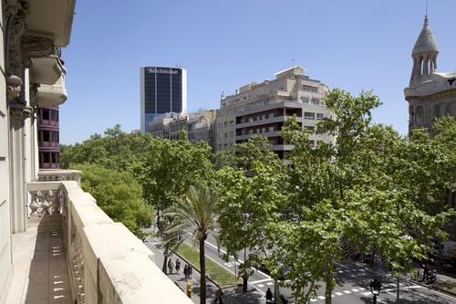 Stunning property in a finca regia building in the centre - Finca regia barcelona ...