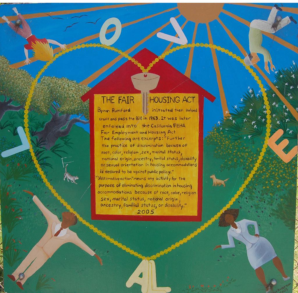 Berkeley murals malcolm x elementary school william for Malcolm x mural