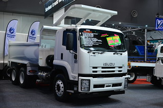 ISUZU Tipper | by quarterdeck888