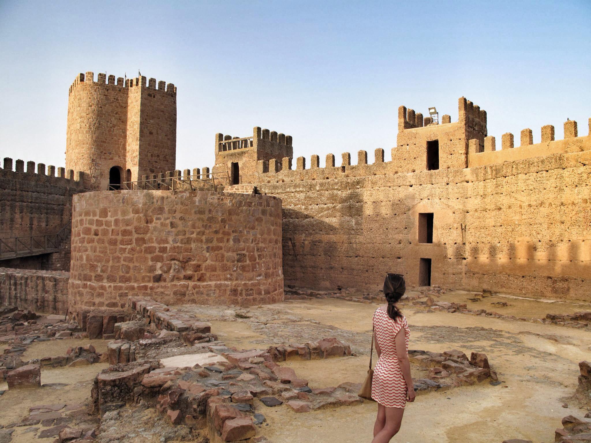 castillos baños de la encina_torre del homenaje