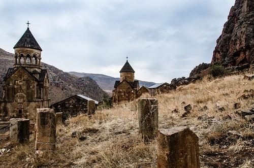 Noravank. Armenia.