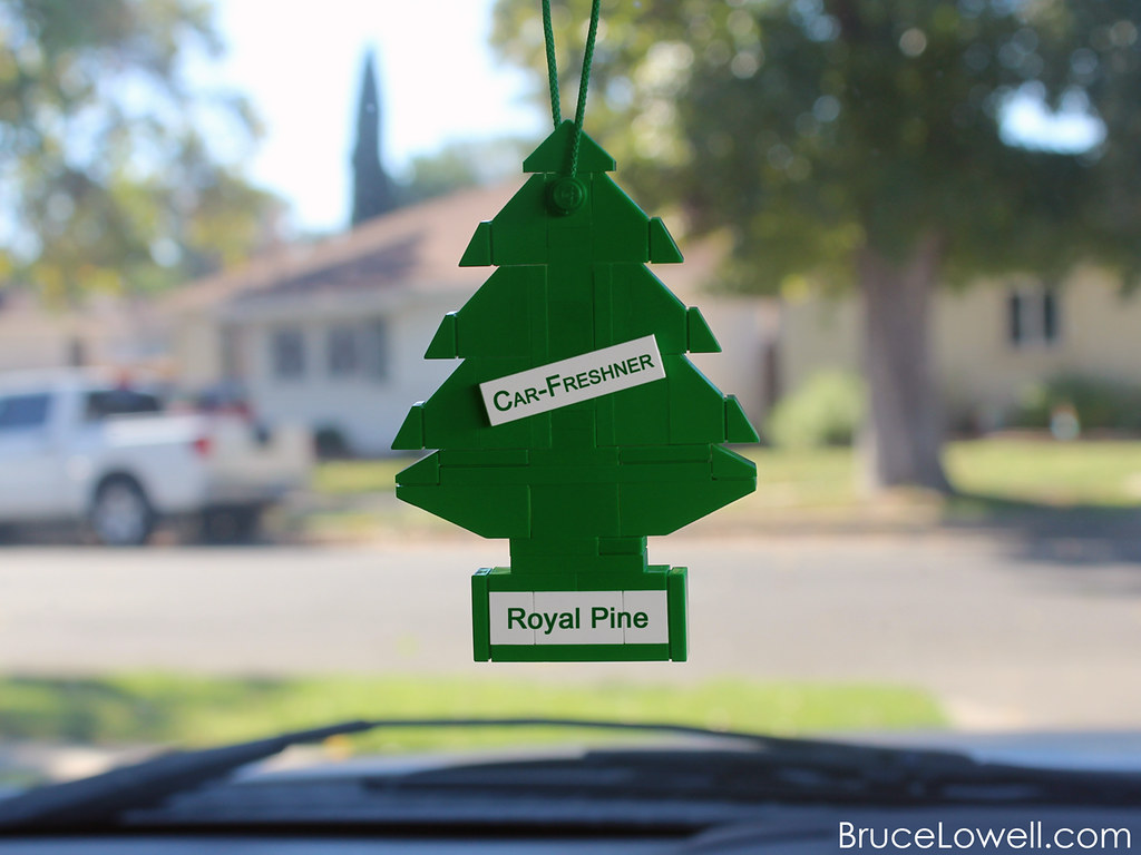 New Car Smell Air Freshener: This Was A Fun Idea I've Had For