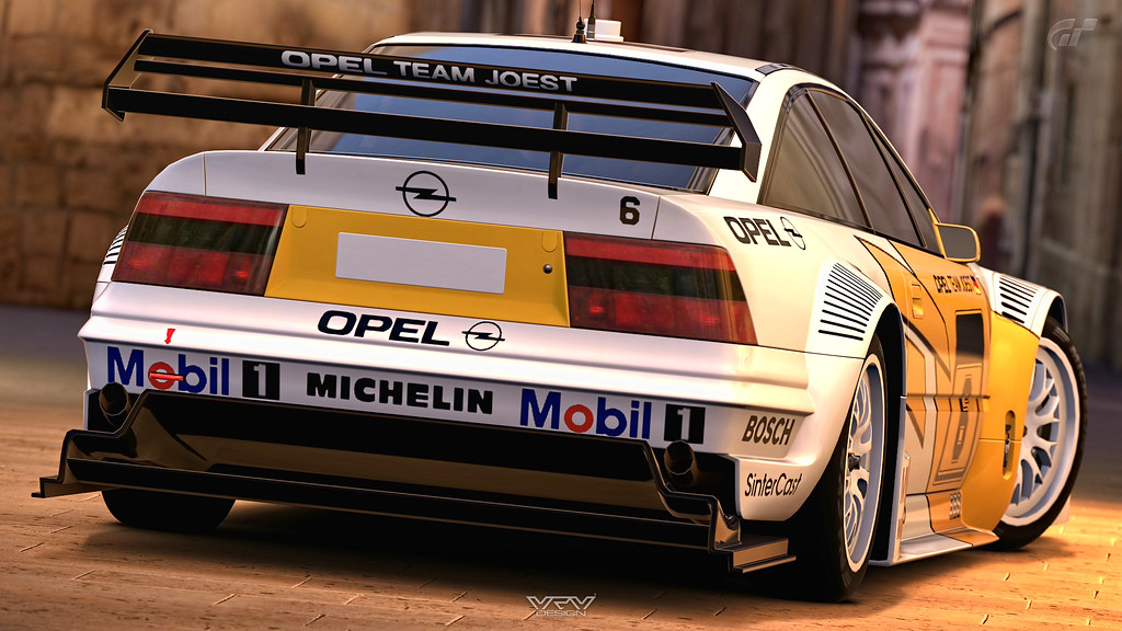 opel calibra touring car 39 94 location siracusa night ca flickr