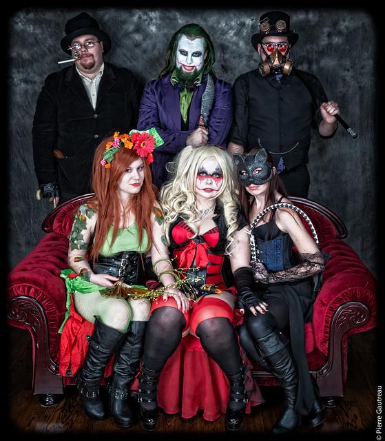 Orheyn Lay Lay Joker Version Song Download: Steampunk Batman Villains