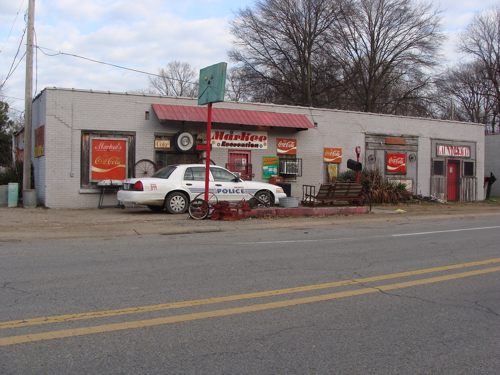 Free Air Pump >> MarKee Recreation---Benoit, Ms. | I think they like Coca-Col… | Flickr