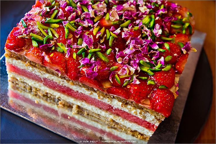 雪梨美食︱BlackStar Pastry.超人氣西瓜蛋糕、香甜不膩必吃蛋糕