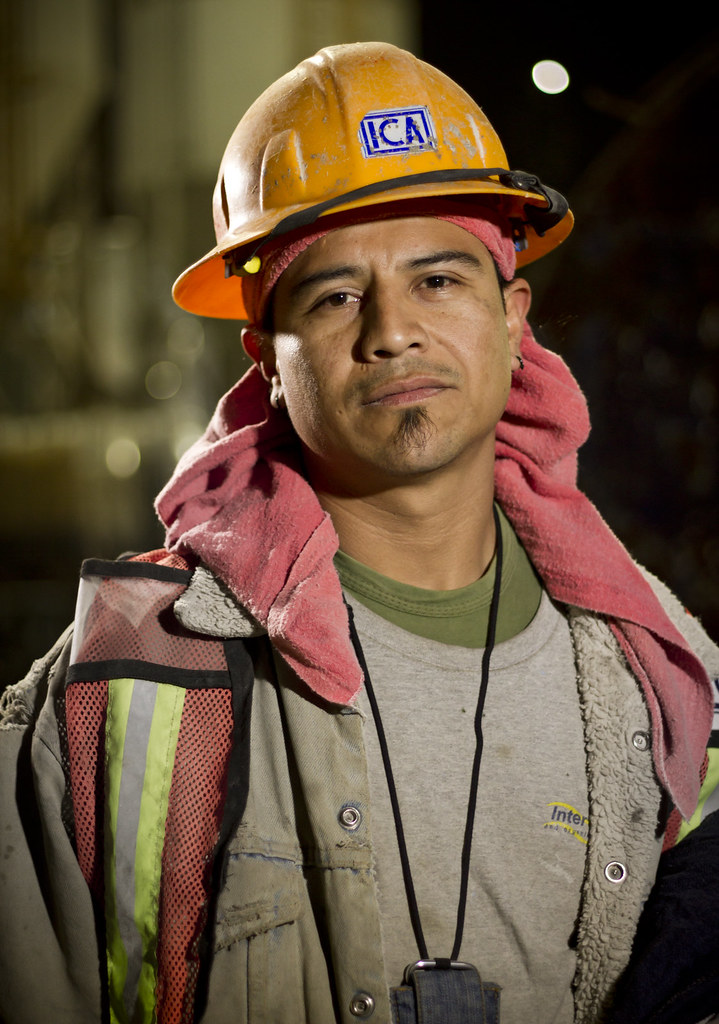 Mexican Construction Worker