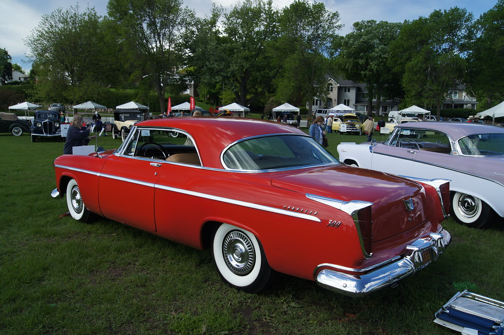 Concours D Elegance >> 1955 Chrysler C-300 | Inaugural 10,000 Lakes Concours d ...
