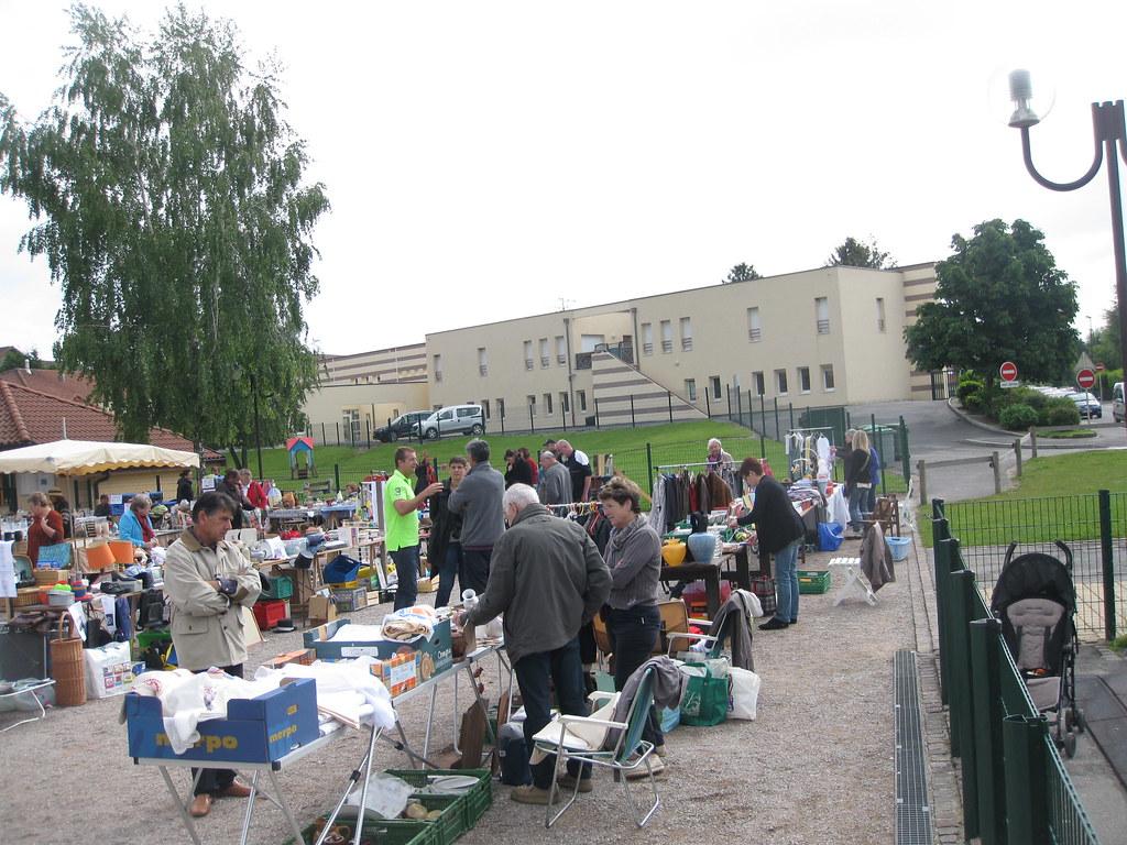 Messery la braderie de messery 2013 - Office du tourisme les contamines montjoie 74 ...